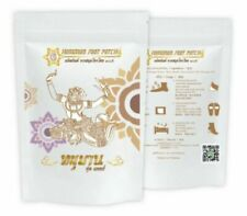 2x Hanuman Foot Patch Thai Herbal 100 Sleep Good Muscle Pain Relief Insomnia