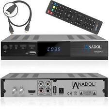 Anadol HD 222 Plus HD HDTV digitaler Satelliten-Receiver ( HDTV, DVB-S2)