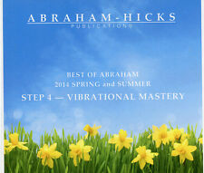 Abraham-Hicks Esther 10 CD Best of Abraham 2014 Spring and Summer - NEW