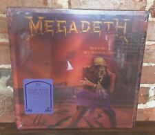 Megadeth–Peace Sells But Who's Buying? 25th Deluxe Edition Box set 4CD 2LP 1DVD