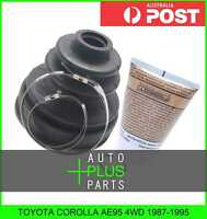 Fits TOYOTA COROLLA AE95 4WD 1987-1995 - Boot Inner Cv Joint Kit 77.8X94X21.7