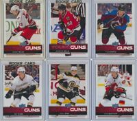 2012-13 Upper Deck Series 1 Young Guns Rookie YOU CHOOSE
