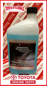 GENUINE TOYOTA WINDSHIELD WASHER FLUID CONCENTRATE OEM (FAST SHIP) 00475-00WWF