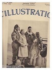 L'ILLUSTRATION 4961 02/04/1938 LANGUEDOC ALBI.SAINT SALVY  INDOCHINE CATALOGNE