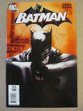 BATMAN #650 NEAR MINT 2006 DC COMICS 2nd PRINT