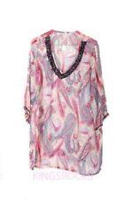 Silk Beaded Regular Size Dresses for Women