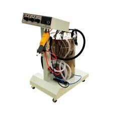 110v Electrostatic Powder Coating Spray Gun Spray Machine 101 Paint System