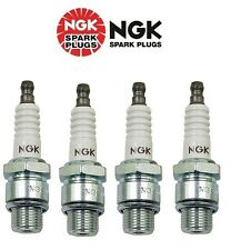 NEW Spark Plugs NGK Standard Non-Resisto Set of 4 BUHW