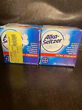 2 Alka-Seltzer Effervescent Tablets - Heartburn, Headache Relief Original 24 Ct