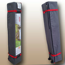 "Coleman Wheeled Carry Bag 49"" for 10' x 10' Canopy Gazebo Tent Shelter Parts"