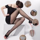 Fashion New Women Sexy Black Fishnet Pattern Jacquard Stockings Pantyhose Tights