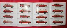 A38) VW und Audi Modelle, Autos, Oldtimer, car's