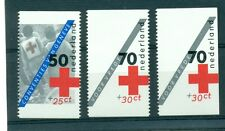 CROCE ROSSA - RED CROSS NETHERLANDS 1983 C,D