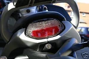 Heckleuchte Rücklicht weiss BMW F650 CS F 650 F650CS clear tail light