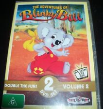 Blinky Bill - The Adventures Of Volume 2 (Australia PAL Region 4) DVD – New