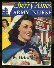Cherry Ames: #3 Army Nurse HB/DJ Later