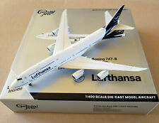 Gemini Jets 1 400 Lufthansa Boeing 747-8 D-abyc Gjdlh1779