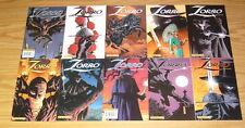 Zorro #1-20 VF/NM complete series - matt wagner - dynamite comics set lot