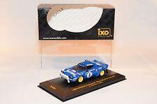 / IXO RAC081 LANCIA STRATOS CHARDONNET WINNER RALLY MONTE CARLO 1979 MINT BOXED