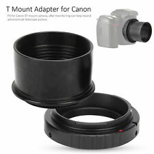 2in Astronomical Telescope T Mount Adapter Ring M42x0.75mm for Canon EF Mount
