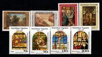Togo 1987-88 Postfrisch 100% Weihnachten, Ostern