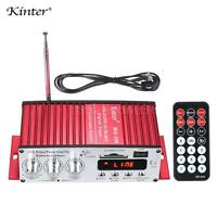 Kinter MA-120 Car HiFi Digital Audio Stereo Power Amplifier Amp 2 Channels V3V3