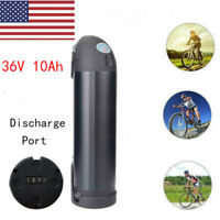 36V10.4Ah 350W Lithium E-Bike Li-oin Bottle Battery for Electric Bicycles