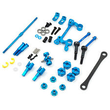 Yeah Racing Tamiya M-05 Drivetrain & Steering Upgrade Kit TAMC-S02BU