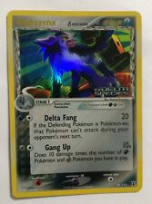 Pokemon: Mightyena 24/113 EX Delta Species Stamped Reverse Holo Rare Near Mint