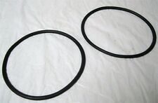 "1947 - 1954 Chevy Headlight Rubber ""O"" Rings PAIR 47 - 54 Chevrolet O Ring"