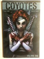 COYOTES volume one (2018) Image Comics TPB 1st FINE-