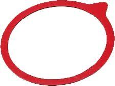 10 PACK einmachringe barra de Vidrio Anillo de goma 112x128 cm ROJO COCINAR una