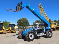 New Listing2013 Genie Gth-844 44' 8,000 lbs Telescopic Reach Forklift Telehandler bidadoo