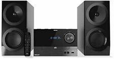 ION Audio Hi-Fi Stereo Shelf System with Bluetooth.High Quality