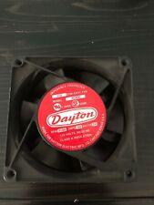 Dayton Fan Unit 110 Cfm Axial Fan Model 4c550 115v