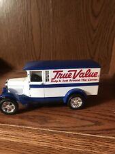True Value Ertl Truck bank