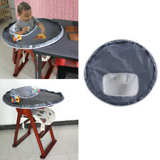 Baby Dinner Mat Cover Waterproof Highchair Bumper Pad Place Mat On Sale Us Stock
