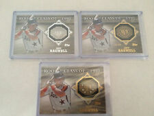 2014 Topps Rookie Class Ring Jeff Bagwell 3 Card Lot (Gem/25, Gold/99 & Silver)