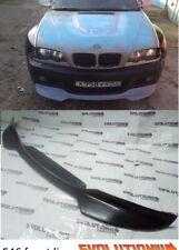 Front lip bmw e46 csl m3 front bumper