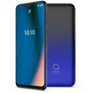 "Alcatel 1X 2019 32GB 4G LTE UNLOCKED T-MOBILE / METROPCS 6.22"" Smartphone | Blue"