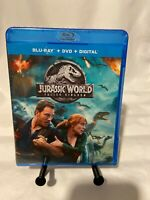 Jurassic World: Fallen Kingdom (Blu-Ray+DVD) widescreen