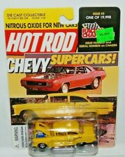 RACING CHAMPIONS HOT ROD MAGAZINE CHEVY SUPER CARS 1955 CHEVY BEL AIR