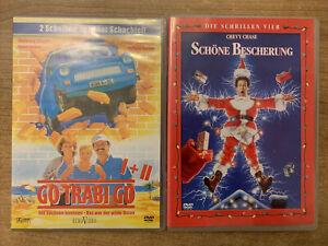 Go Trabi Go - Teil 1+2 & Schöne Bescherung (Chevy Chase) - DVD Rarität - Deutsch