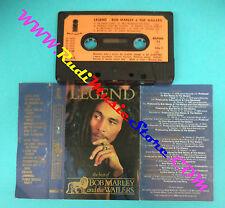 MC BOB MARLEY & THE WAILERS Legend 1984 italy ISLAND BMWK 71 no cd lp dvd vhs