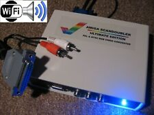 WiFi Controlled Amiga Scandoubler / Flickerfixer with AUDIO support