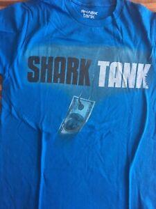 Shark Tank TV Series  Men's T-Shirt  NEW-Available S-2X