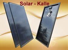 2x 130Watt 12V Solarmodul Solarpanel Solarzelle Monokristallin in Schwarz
