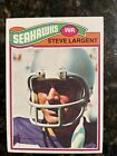 1977 Topps Football Cards 80