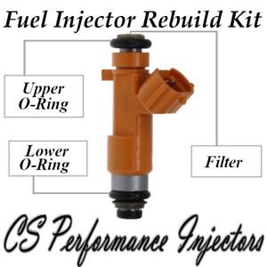 Fuel Injector Rebuild Kit Fits 297500-0950 For 08-19 Infinity Nissan 3.7L V6