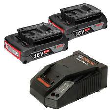 Véritable Bosch 18v Rapide Chargeur Batterie GAL1880CV 25 Minute AL1860CV